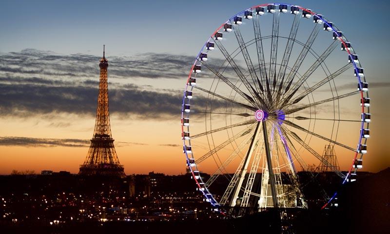 Kerst In Parijs Op Reis Frankrijk